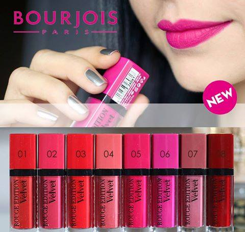 Son Bourjois Rouge Edition Velvet-2575