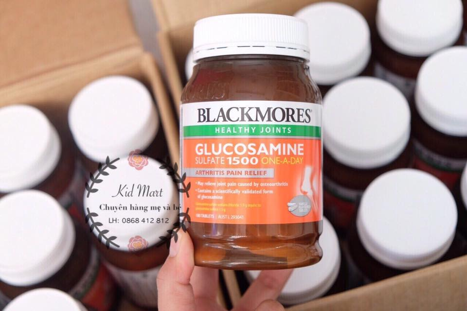 Blackmores Glucosamine 1500mg-5471