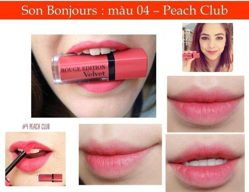 Son Bourjois Rouge Edition Velvet-5199