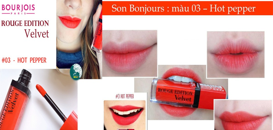 Son Bourjois Rouge Edition Velvet-5198