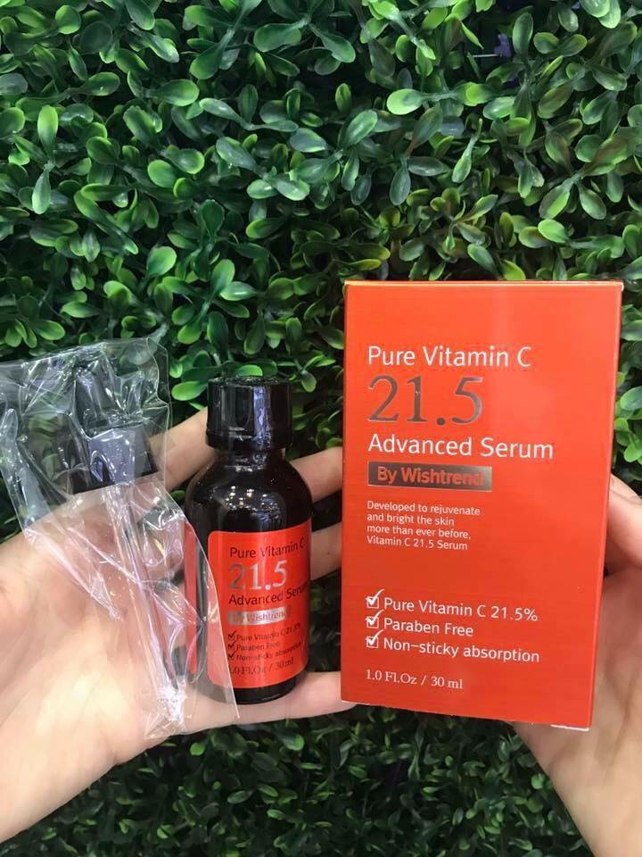 Tinh chất Pure Vitamin C 21.5% Advanced-5501