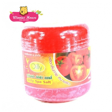 Muối tắm Oilly Spa Salt